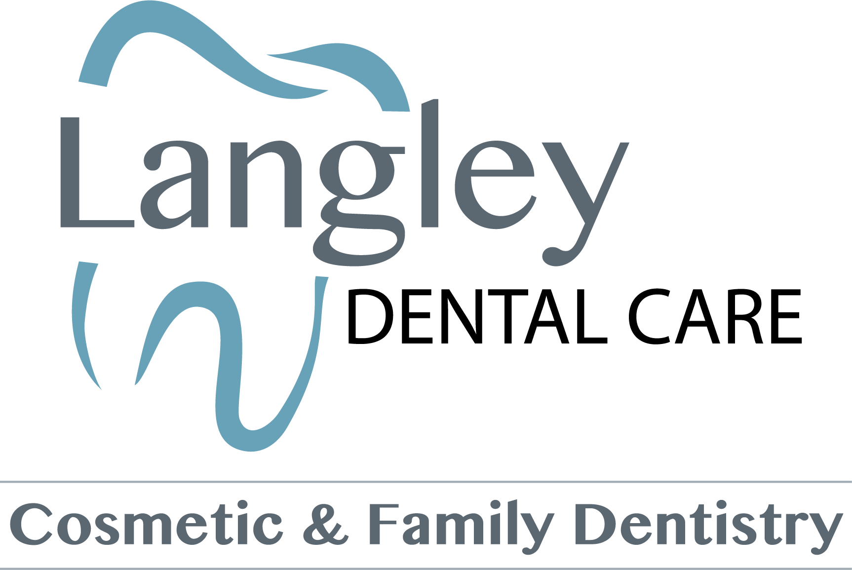 Langley Dental Logo